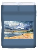 Port Alcudia Beach 03 Duvet Cover