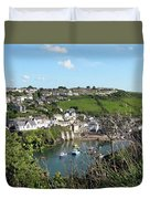 Port Isaac 1 Duvet Cover