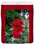 Portland Roses #6 Duvet Cover