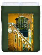 Portland Water Tower II Duvet Cover