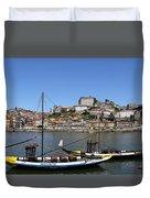 Porto 8 Duvet Cover