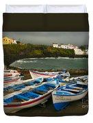 Porto Dos Carneiros Duvet Cover