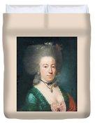Portrait Of Countess Sparre Duvet Cover