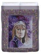 Portrati Of Mary Guccione, My Mom Duvet Cover