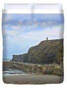 Portreath Cornwall Duvet Cover