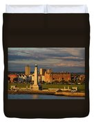 Portsmouth And Southsea England  Duvet Cover