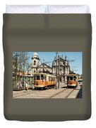 Portugal 36 Duvet Cover