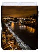 Portugal Porto Duvet Cover