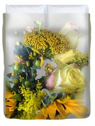 Posies Picturesque Duvet Cover