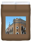 Post Office Guatamala City 6 Duvet Cover