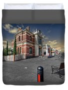 Post Office Duvet Cover