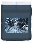 Poster-city 8 Duvet Cover