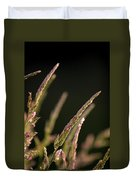 Poster Grass Duvet Cover
