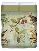 Pot-pourri Duvet Cover