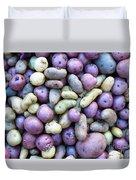 Potato Fest Duvet Cover