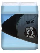 Pow Mia Rememberance Duvet Cover
