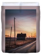 Power Farm Duvet Cover