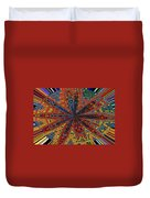 Power Flower Duvet Cover