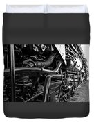 Power In The Age Of Steam 7 Duvet Cover