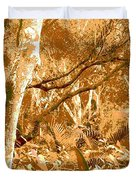 Power Line Duvet Cover by Eikoni Images