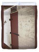 Power Room - Fort Desoto Florida Duvet Cover