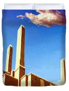 Power Station Duvet Cover