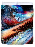 Powerful Force Duvet Cover