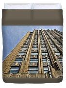 Ppl Building Allentown Duvet Cover