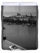 Prague I Duvet Cover