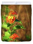 Prairie Flowers Duvet Cover