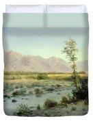 Prairie Landscape Duvet Cover