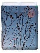 Prairie Plants Duvet Cover