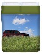 Prairie Schooner Duvet Cover