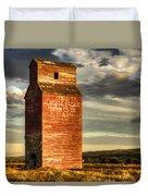 Prairie Sentinel Duvet Cover