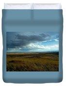 Prairie Storm Duvet Cover