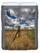 Prarie Sky Duvet Cover