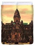 Prasat Bakong Temple I Duvet Cover