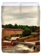 Prattville Alabama Duvet Cover
