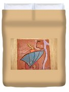 Prayer 25 - Tile Duvet Cover