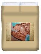 Prayer 36 - Tile Duvet Cover