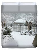 Prayer Garden4 Duvet Cover