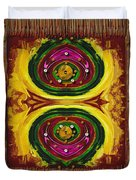 Prayer Rug Duvet Cover