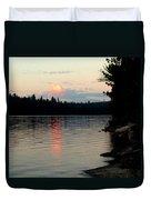 Pre-sunrise Duvet Cover