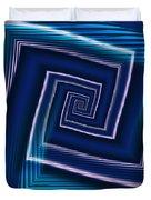 Predominantly Blue Duvet Cover