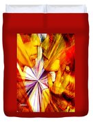 Prelude To A Kiss Duvet Cover