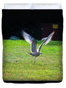 Prepare For Landing Duvet Cover