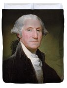 President George Washington Duvet Cover