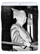 President Harry Truman Duvet Cover