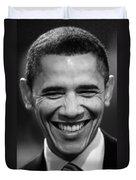 President Obama V Duvet Cover