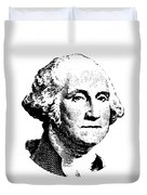 President Washington Duvet Cover